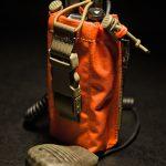 UV-5R (3800mAh) Pouch (Orange/Coyote Brown).