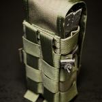 DCMP-L (Ranger Green) - widok z tyłu.