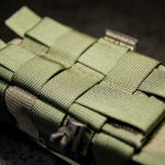 DCMP-L (Ranger Green) - montaż PALS.