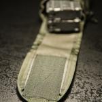 DCMP-L (Ranger Green) - klapka z zamknięciem velcro.