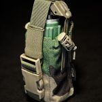 Versatile Grenade Pouch (M81 Woodland) with long flap..