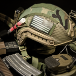 Ops-Core FAST Cover (M81 Woodland)