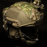 Ops-Core FAST Cover with CWP Mk1 (PenCott® GreenZone™).