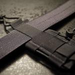 TSG (Czarne) zamontowane na pasie o szerokości 44mm.