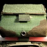 CWP Mk1 z dodatkowym velcro (M81 Woodland).