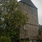 Wieża książęca w Siedlęcinie.