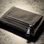 """Minimal"" Wallet (Black)."
