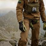 """Frontier"" Chest Rig (Ranger Green)."