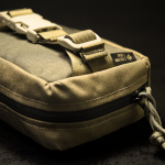 """Spartan-R"" EDC Waist Pack (Coyote Brown)."