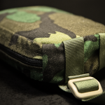 """Spartan-R"" EDC Waist Pack (M81 Woodland)."