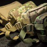 """Spartan-R"" EDC Waist Pack (M81 WDL, MultiCam®, PenCott® GreenZone™, Coyote Brown)."