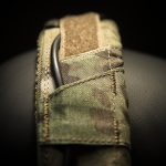 """Koala"" Headset Cover (MultiCam®/Coyote Brown)."