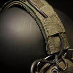 """""""Koala"""" Headset Cover (Ranger Green/Olive Green)."""