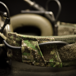 """Koala"" Headset Cover (PenCott® GreenZone™/Olive Green)."