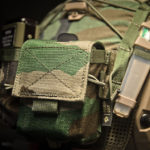 AN/PRC-148/152 Pouch (M81 Woodland).