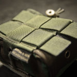 PRC-152 Battery Pouch (M81 Woodland).