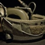 """Koala"" Headset Cover (Olive/Ranger Green)."