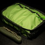 """""""Frontier"""" Chest Rig (Vibrant Green inside)."""