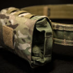 IFAK-SD (MultiCam®) on SMB-3C belt.