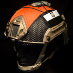 Ops-Core FAST Maritime Cover (Orange/Black).