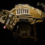 Team Wendy® EXFIL® Ballistic Helmet Cover with CWP Mk2 (MultiCam®/Coyote Brown).