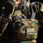 """Ranger"" Chest Rig (M81 Woodland)."